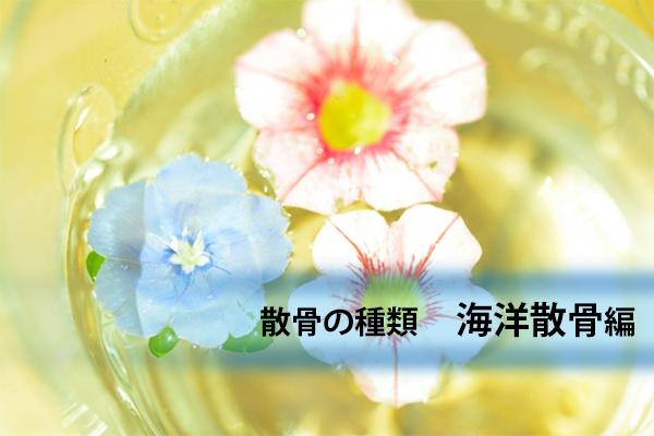 160820勝田「散骨の種類・海洋散骨編」
