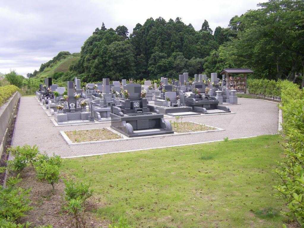 富士見霊園1