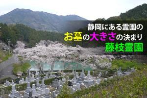 静岡にある霊園のお墓の大きさの決まり|藤枝霊園